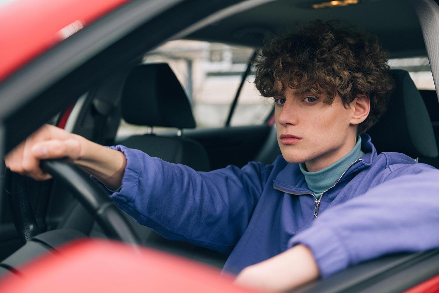 Aprendizaje de la conducción